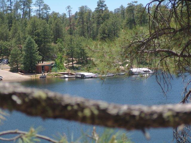 Aspen campground woods canyon lake camp arizona woods canyon lake boat ramp publicscrutiny Image collections
