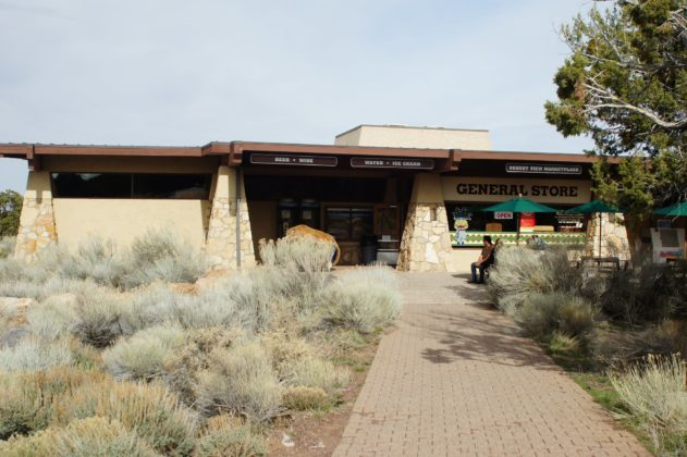 Desert View Visitor Center