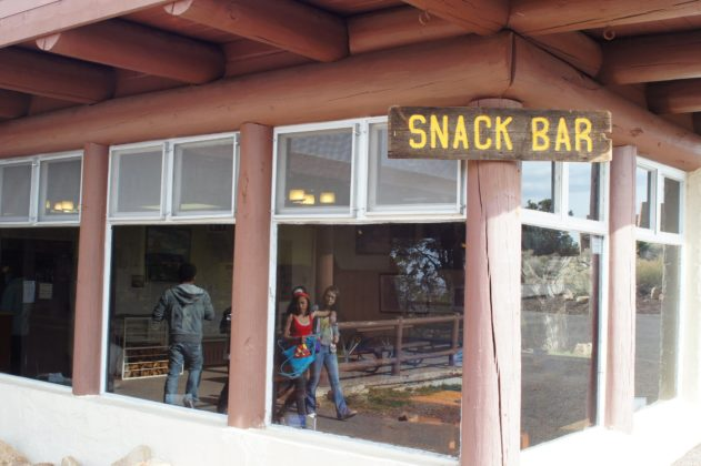Desert View Snack Bar