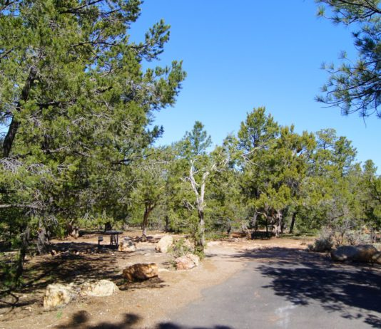 Mather Campground - South Rim Grand Canyon