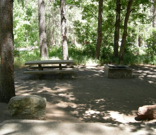 CampAZ - Campsite at Cave Springs Campground