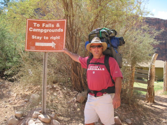 The hike to Havasu Falls | Camp Arizona