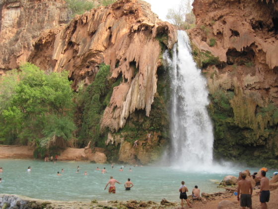 Havasu Falls | Camp Arizona