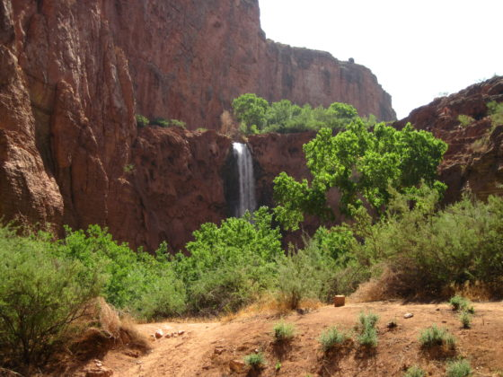 Mooney Falls | CampAZ