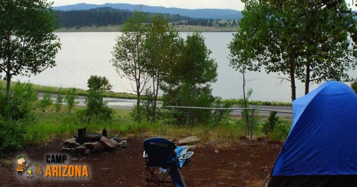 Big Lake Camping