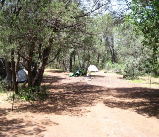 Alderwood Campground