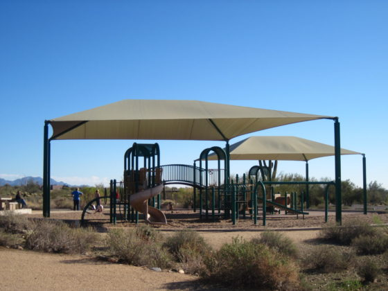Cave Creek Regional Park Playground