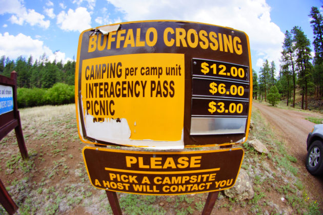 Buffalo Crossing Campground