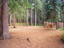 Gabaldon Equestrian Campground