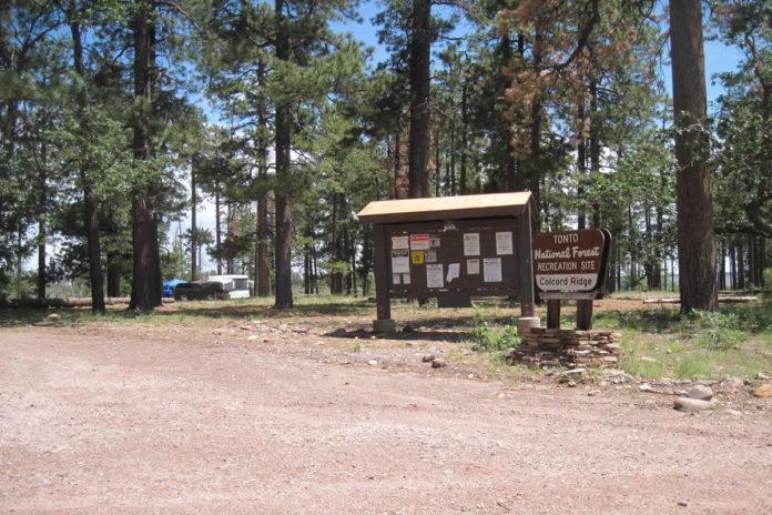 Colcord Ridge Campground