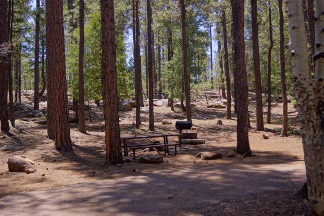 Spillway Campground