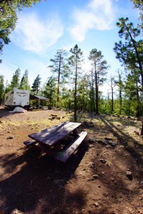 Rolfe C Hoyer Campground