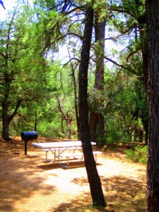 CampAZ | Haigler Canyon Campground