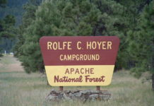 Rolfe C Hoyer Campground