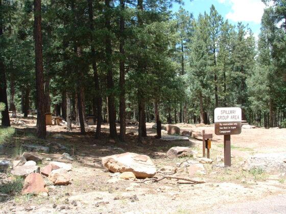 Spillway Group Campground