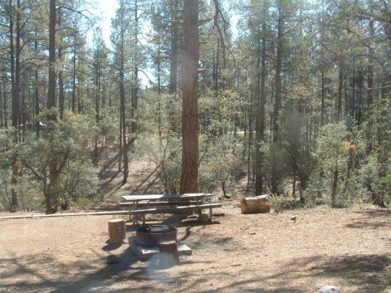 Hilltop Campground