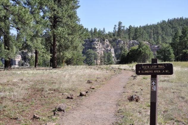 Canyon Vista Campground