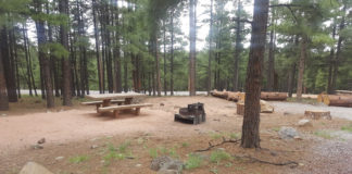 Lakeview Campground | CampAZ