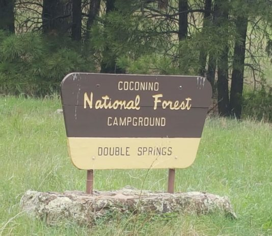 Double Springs Campground | CampAZ