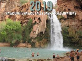 Havasupai and Havasu Falls Camping Reservation Info