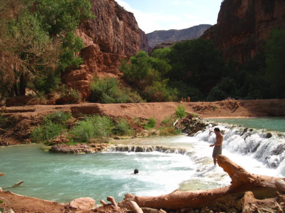 Havasu Creek | Camp Arizona