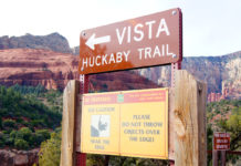 Huckaby Trail - Oak Creek Canyon