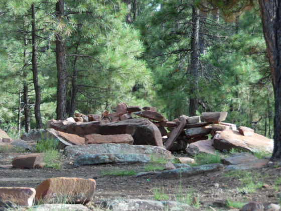Mogollon Campground